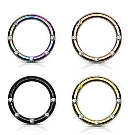 Piercing Clicker Ring