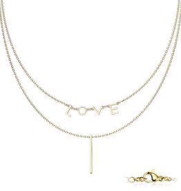 Stylishe Halskette für Damen
