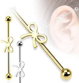 38mm Industrial Piercing Schleife