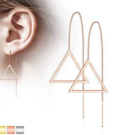 Durchzieher Ohrringe
