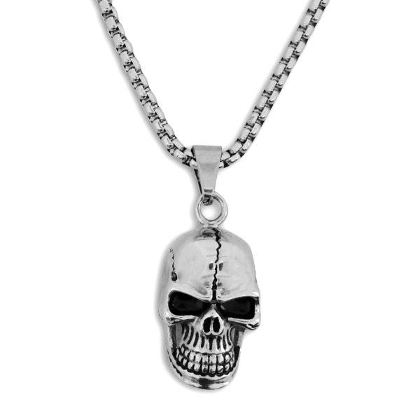 Kettenanhänger Totenkopf | Skull Schmuck