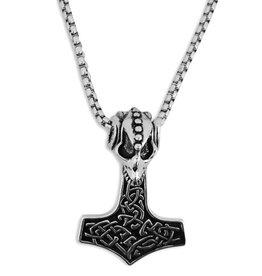 Thors Hammer Kettenanhänger