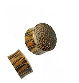 Holz Tunnel Plug