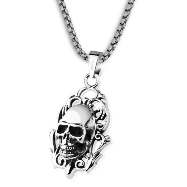 Skull Kettenanhänger Totenkopf