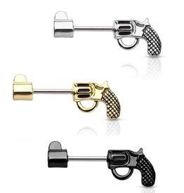 Nippelpiercing  Revolver