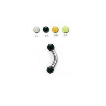 08enbrauen Piercing – 4 Farben