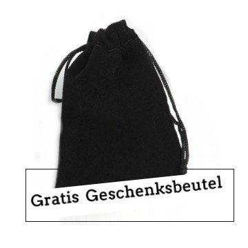 Edelstahl Damenring wellenförmig - 3 Farben wählbar