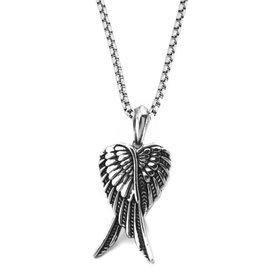 Flügel Kettenanhänger