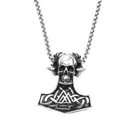 Skull Thors Hammer