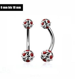 Christina Piercing 6mm bis 18mm