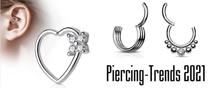 Piercing Trends 2021