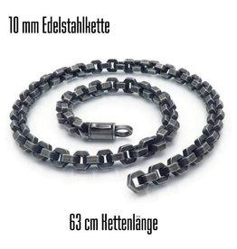 10 mm Bikerkette 60cm