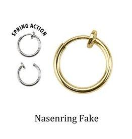 Nasenring Fake