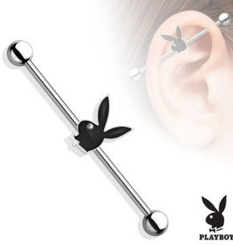 Industrial Piercing Playboy - 38mm