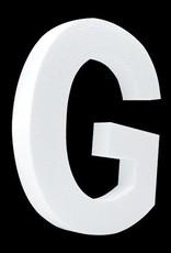 Blanco letter G