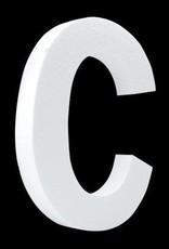Blanco letter C
