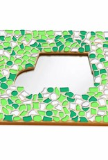 Mozaiek pakket Spiegel DeLuxe Auto Lente