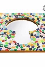Spiegel Paddestoel Vario mozaiekpakket