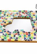 Spiegel Auto Vario mozaiekpakket