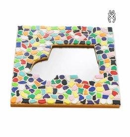 Mozaiekpakket Spiegel DeLuxe Auto Vario