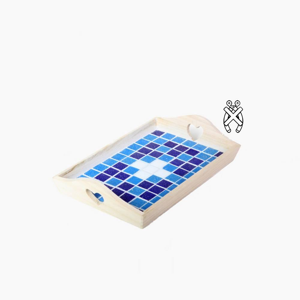 Mozaiekpakket Dienblad MINI nr. 5
