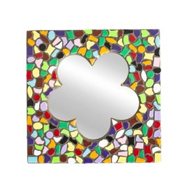 Cristallo Mozaiek pakket Spiegel Bloem Vario PREMIUM