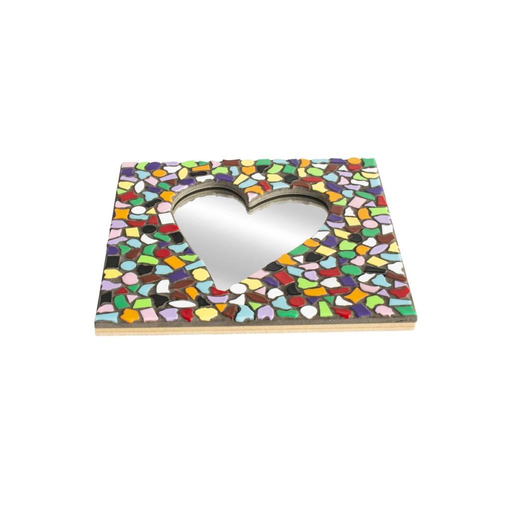 Cristallo Spiegel Hart Vario Mozaiek pakket PREMIUM