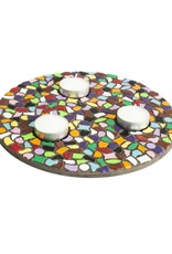 Waxinelichthouder Mozaiek pakket PREMIUM