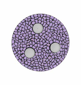 Mozaiek pakket Waxinelichthouder Uni Violet PREMIUM