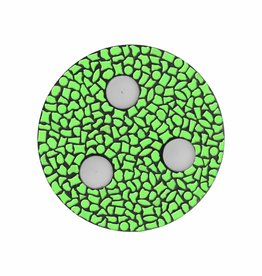 Cristallo Mozaiek pakket Waxinelichthouder Uni Lichtgroen PREMIUM