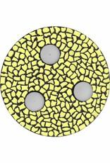 Cristallo Waxinelichthouder Uni Geel Mozaiek pakket PREMIUM