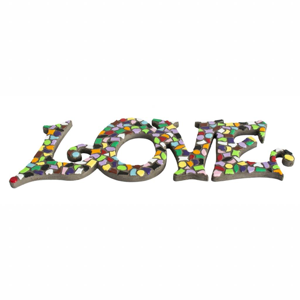 Cristallo LOVE Mozaiek pakket PREMIUM