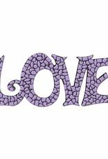 Cristallo LOVE Violet Mozaiek pakket PREMIUM