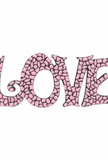 LOVE Rose Mozaiek pakket PREMIUM