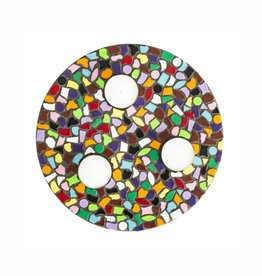 Mozaiek pakket Waxinelichthouder PREMIUM