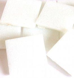 Mozaiek steentjes Wit 2 x 2 cm