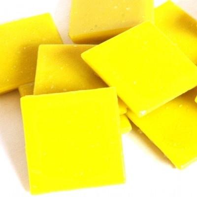 Mozaieksteentjes Geel 2 x 2 cm