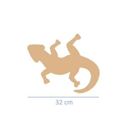 Gekko (MDF)