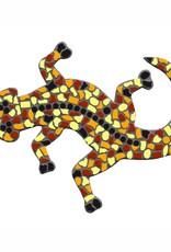 Gekko Mozaiek pakket Bruin-Oranje-Geel