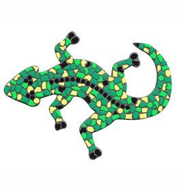 Mozaiek pakket Gekko Lichtgroen-Donkergroen-Geel