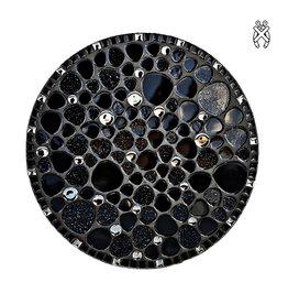 Mozaiek schaal Bubbles Mars