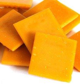 Mozaiek steentjes Oranje 2 x 2 cm
