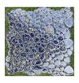 Mozaiek stenen Bubbles Kroniek