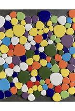 Mozaiek stenen Bubbles Fiestaval