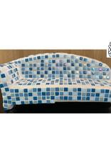 Mozaiek pakket Social Sofa Blue Lagoon