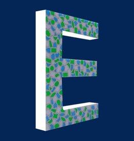 Design Fris, Letter E
