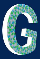 Mozaiekpakket Letter G Fris