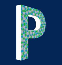 Design Fris, Letter P