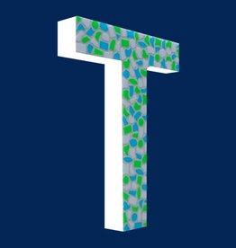 Design Fris, Letter T