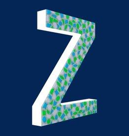 Design Fris, Letter Z